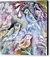 Spring Canvas Print by Milen Litchkov