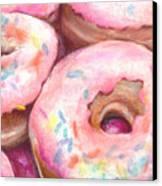 Sprinkles Canvas Print by Melissa J Szymanski