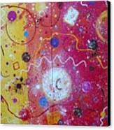 Spyrals Canvas Print