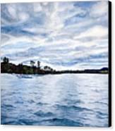 Squam Lake Canvas Print