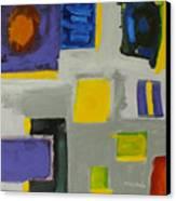 Squares Canvas Print by Katie OBrien - Printscapes
