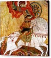 St George I Canvas Print by Tanya Ilyakhova