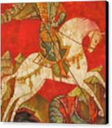 St George II Canvas Print by Tanya Ilyakhova