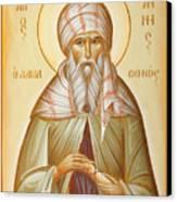 St John Of Damascus Canvas Print
