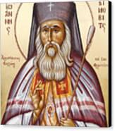 St John Of Shanghai And San Francisco I Canvas Print by Julia Bridget Hayes