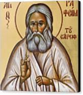 St Seraphim Of Sarov Canvas Print