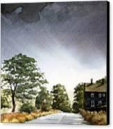 Stainland Dean Canvas Print