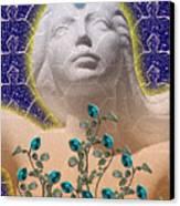 Star Goddess Canvas Print
