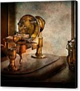 Steampunk - Gear Technology Canvas Print