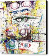 Still Colorblind Canvas Print