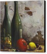 Still Life 3 Canvas Print by Harvie Brown