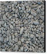 Stones Texture Canvas Print