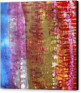 Strata Canvas Print by Mordecai Colodner