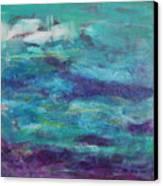 Stream Canvas Print by Mordecai Colodner