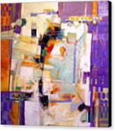 Street Fair Canvas Print