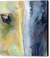 Stripes Canvas Print by Kimberly Santini