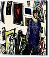 Studio 1 Canvas Print