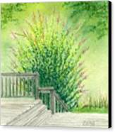 Studio Windows 6-30-08 Canvas Print