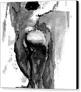 Study I Canvas Print