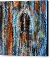 Stump Revealed Canvas Print