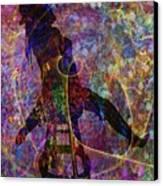 Stylin 4 Canvas Print by Sydne Archambault