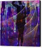 Stylin5 Canvas Print by Sydne Archambault