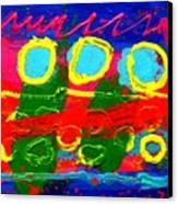 Sub Aqua IIi - Triptych Canvas Print