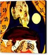 Suenos Canvas Print