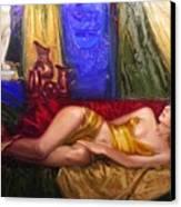 Sultan Spouse Canvas Print
