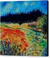 Summer 56 Canvas Print