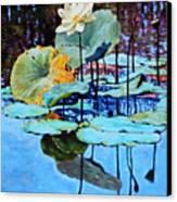 Summer Calm Canvas Print