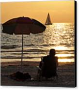 Summer Get Away Canvas Print by David Lee Thompson