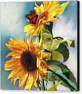 Summer Canvas Print by Svitozar Nenyuk