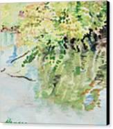 summertime V Canvas Print by Lucinda  Hansen