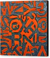 Sun Talk Canvas Print by Jason Messinger