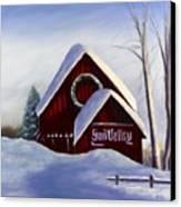 Sun Valley 3 Canvas Print