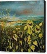 Sunflowers 562315 Canvas Print