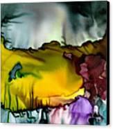 Sunless Sea Canvas Print