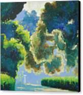 Sunny Noon Canvas Print