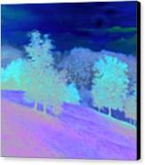 Sunrise Over Shenandoah Valley Canvas Print