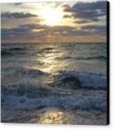 Sunrise Reflections Canvas Print
