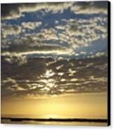 Sunset 0011 Canvas Print