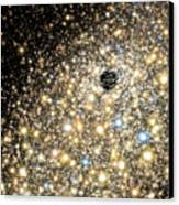Supermassive Black Hole Canvas Print by Lynette Cook