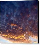 Supernatural Cloud One Canvas Print