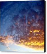 Supernatural Cloud Three Canvas Print