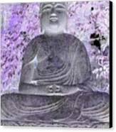 Surreal Buddha Canvas Print