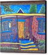 Susan's House 2 Canvas Print