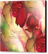 Sweet Dreams Canvas Print by Melodye Whitaker