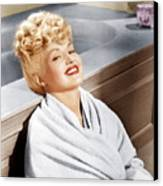 Sweet Rosie Ogrady, Betty Grable, 1943 Canvas Print