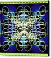 Swirling 1 Canvas Print